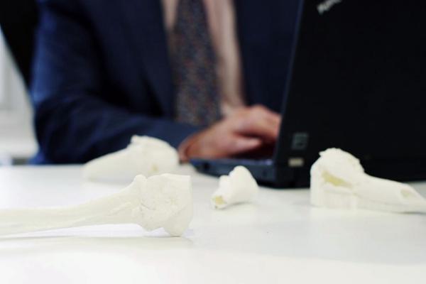 Mankati案例,3D打印在医疗健康领域的应用
