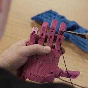 医疗健康领域应用,3D打印,功能性模型样品