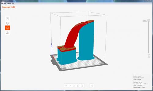 Software - mWare Sliced