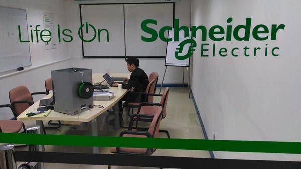 施耐德电气成功引入Mankati 3D打印,生产制造业应用3D打印,3D打印应用,3D打印案例