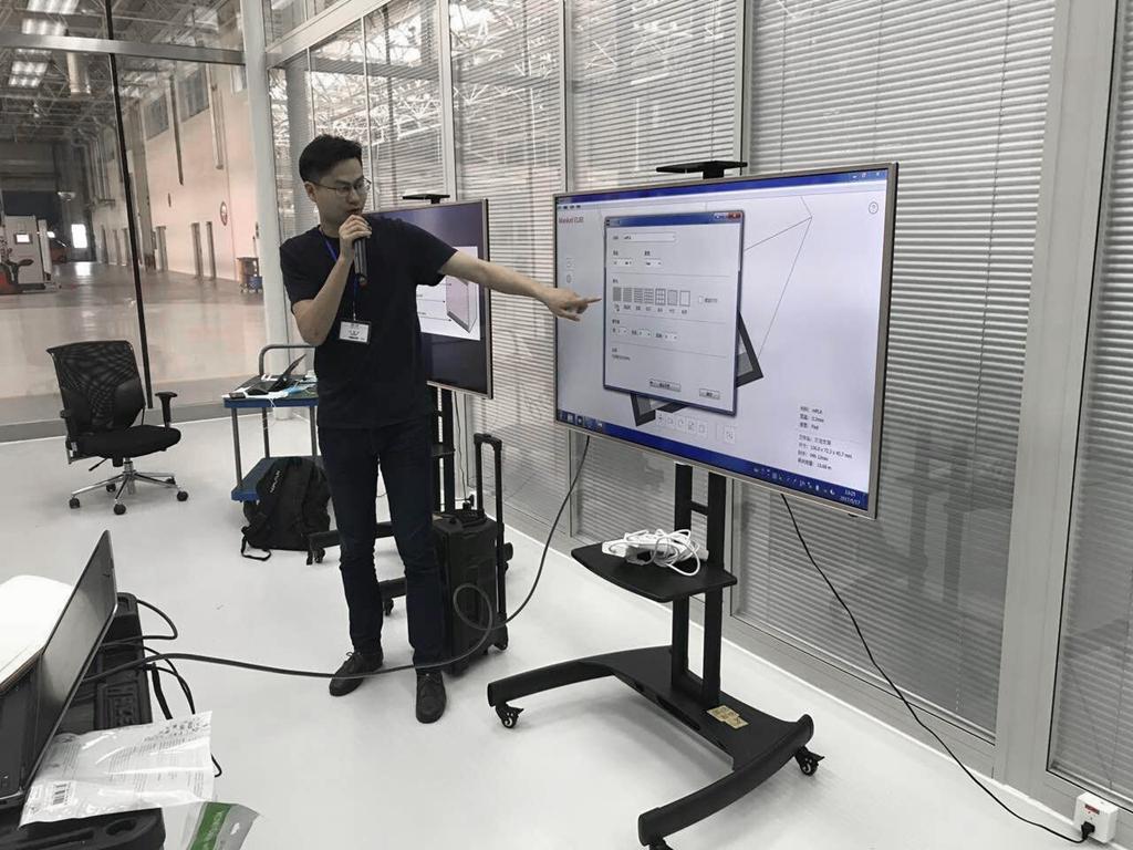 Mankati为大众汽车提供技术培训服务